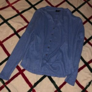 Urban Outfitters Knot Tie Sweater (Hardly Worn)